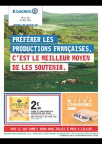 Prospectus E.Leclerc CERNAY : Catalogue E.Leclerc