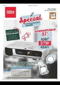 Prospectus Office DEPOT Paris 2 - Sebastopol : Spécial communication visuelle