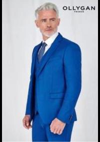Prospectus Ollygan PARIS : Costume homme