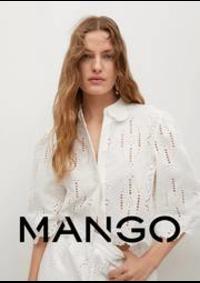Prospectus MANGO PARIS 6 - Montparnasse : Linen Collection