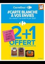 Prospectus Carrefour : CARTE BLANCHE A VOS ENVIES #2