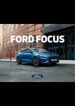 Promos et remises  : Nouvelle Focus