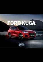 Promos et remises  : New Kuga