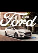 Prospectus Ford : Mondeo