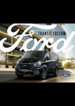 Promos et remises  : Nouveau Transit Custom