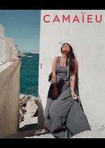 Catalogues et collections Camaieu : Soleil, soleil...