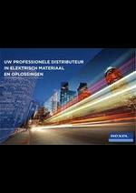Prospectus Rexel : Corporate - Elektrisch materiaal en oplossingen
