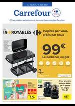 Prospectus Carrefour : Les incroyables Carrefour