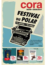 Prospectus Cora : Festival du polar 08-06