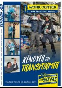 Prospectus Makro SINT-PIETERS-LEEUW : Rénover ou transformer