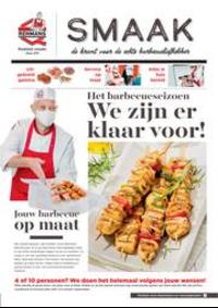 Prospectus Boucherie Renmans AFFLIGEM : Smaak de krant voor de echte barbecueliefhebber