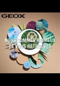 Catalogues et collections Geox Namur : Nous sommes heureux de vous retrouver