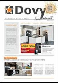 Journaux et magazines Cuisines Dovy Rhode-St-Genèse : Keukenkrant