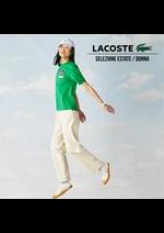 Prospectus Lacoste : Sélection Estivale / Femme