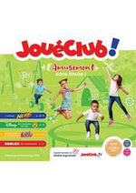 Prospectus JouéClub : JouéClub Catalogue