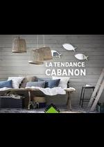 Prospectus Leroy Merlin : La Tendance Cabanon