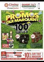 Prospectus Supermarchés Casino : Les promos qui marquent