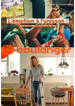 Prospectus Boulanger : Offres