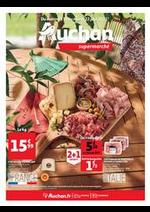 Prospectus Auchan : Partagez les saveurs d'été