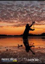 Prospectus Pacific Pêche : Carpe 2021