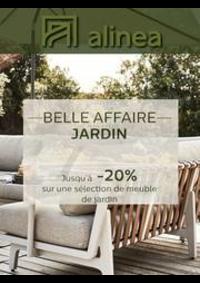 Prospectus Alinéa MULHOUSE - WITTENHEIM : Jardin -20% off