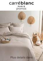 Prospectus Carré Blanc : Promos Carré Blanc