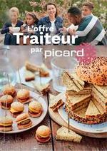 Prospectus Picard : L'offre traiteur par picard