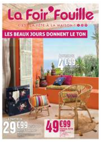 Prospectus La Foir'Fouille DOUBS : La Foir'Fouille C'est La Fête à la Maison!