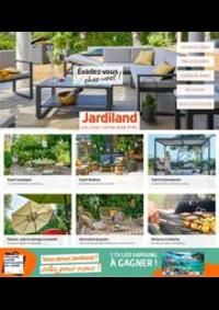 Prospectus Jardiland PONTARLIER : printemps été 2021