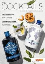 Prospectus Coop Supermarché : Cocktails Prospekt