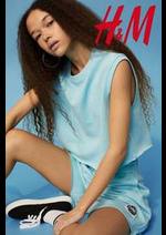 Promos et remises  : Lookbook H&M