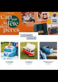Prospectus La Chaise Longue Paris 16 : Des Offres