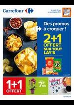 Prospectus Carrefour : Des promos à croquer !
