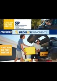 Prospectus Norauto BOBIGNY : cést bon de re partir