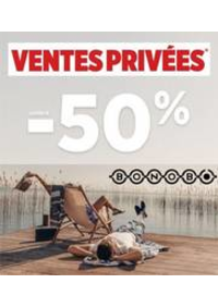 Prospectus Bonobo PARIS : VENTES PRIVÉES -50%