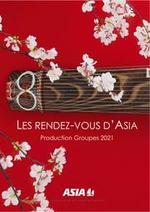 Promos et remises  : LES RENDEZ-VOUS D'ASIA