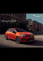Promos et remises  : Renault Clio