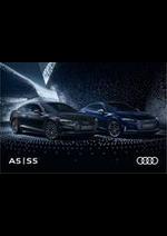 Promos et remises  : L'Audi A5 S5