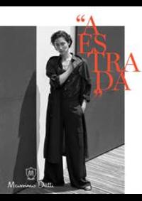 Prospectus Massimo Dutti PARIS 24 RUE ROYAL PL. DE LA MA : A Estrada