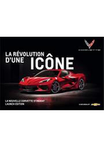 Prospectus Chevrolet : Chevrolet Corvette Launch Edition Leaflet