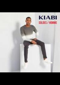 Prospectus Kiabi Morteau : Soldes / Homme