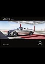 Prospectus Mercedes Benz : C Class Cabriolet