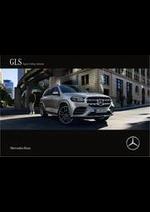 Prospectus Mercedes Benz : GLS
