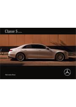 Catalogues et collections Mercedes Benz : S Class Berline