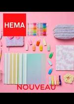 Prospectus Hema : Nouveau