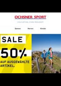 Prospectus Ochsner Sport Bern : Sale