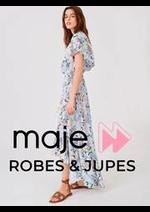 Prospectus Maje : Robes & Jupes