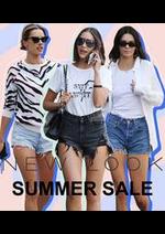 Prospectus New look : Summer Sale