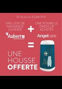 Prospectus Aubert Marin-Epagnier : Offres Aubert