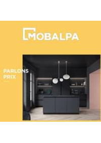 Prospectus Mobalpa Pontarlier : Offre Spéciale